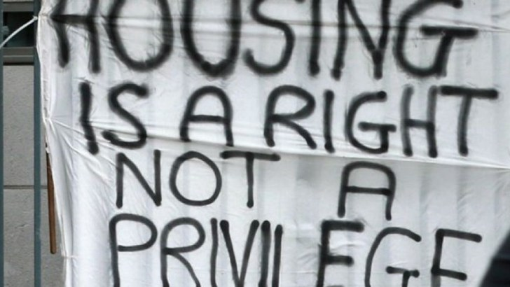Housing is a constitutional right says Bishop McGuckian