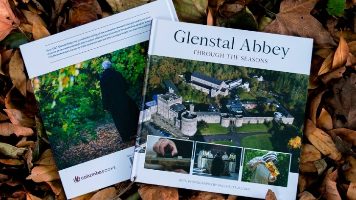 Bare-faced cheek: Facebook ban Glenstal monks book ad