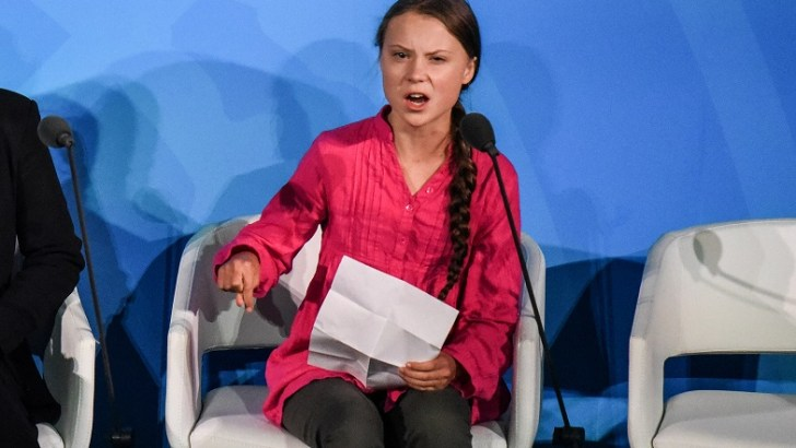More support not criticism needed for Greta Thunberg