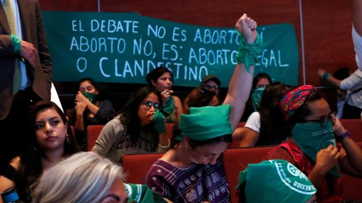 Mexican state approves abortion up to 12 weeks