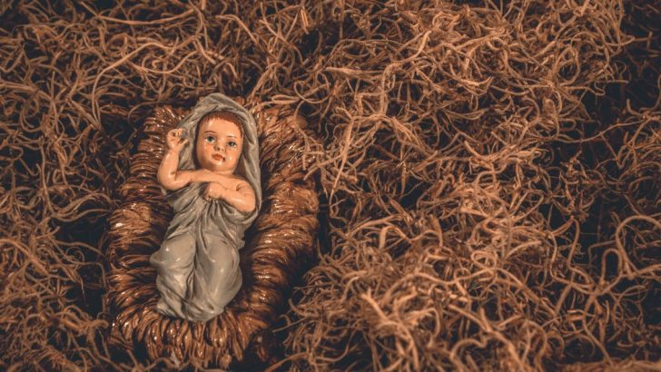 The birth of Christ within