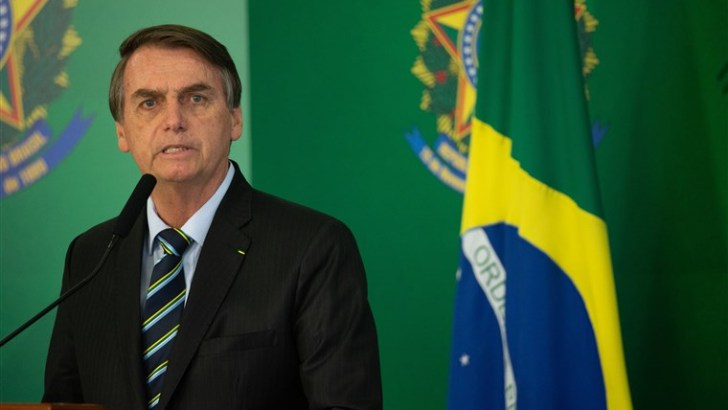 Bolsonaro comes under fire after launching nationalist project