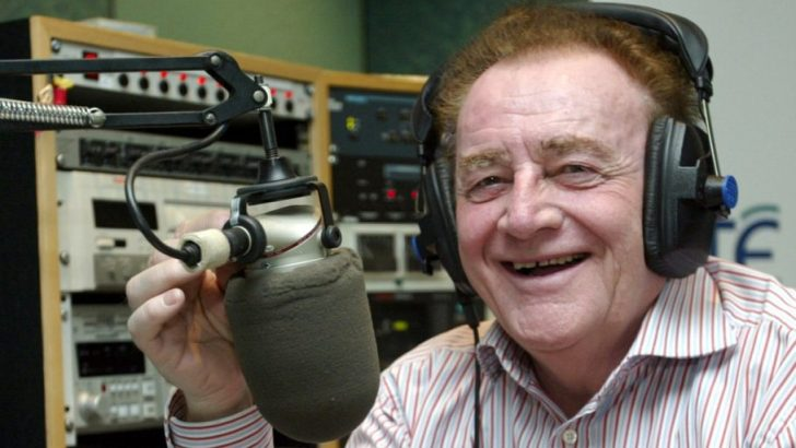 Tributes pour in for 'Solid Christian' Larry Gogan