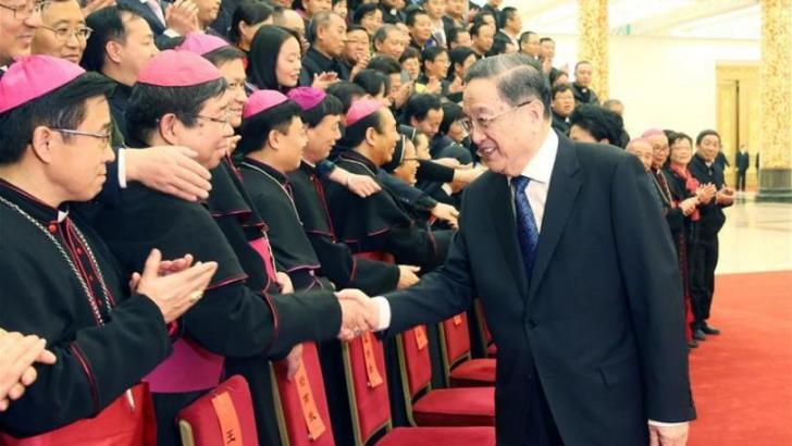 Chinese clergy evicted from parishes over 'fire safety'