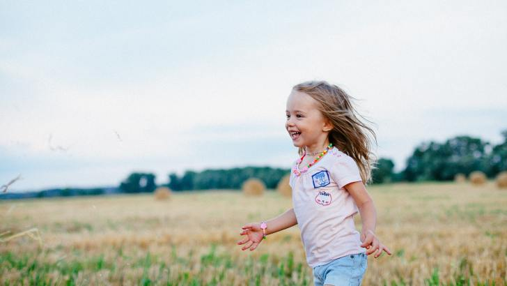 Are Irish kids healthy?