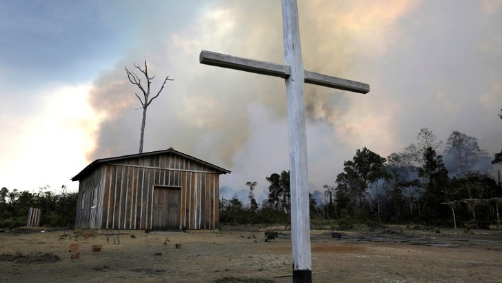 Brazil sees rapid rise in land conflicts, Catholic agency reports