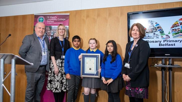 Eight schools receive 'Spirit of Catholic Education' awards