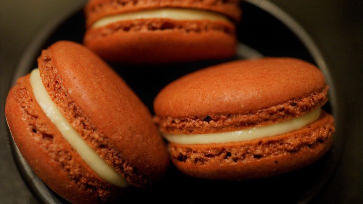 Red Velvet Macarons – the perfect treat for St Valentine's day