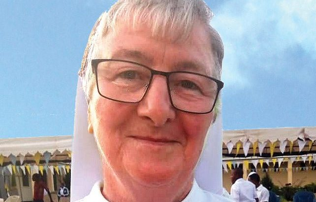 Sr Mary's 50 years of charity