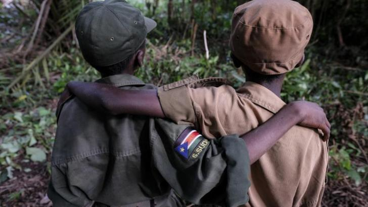 UN Aid for former Sudan child soldiers may cease