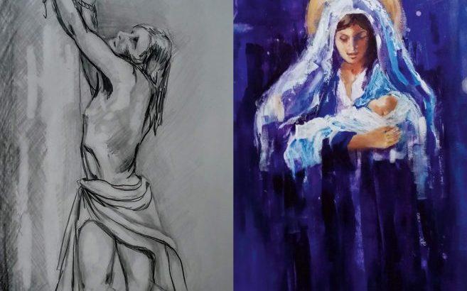 Brigid Birney: discovering religious art