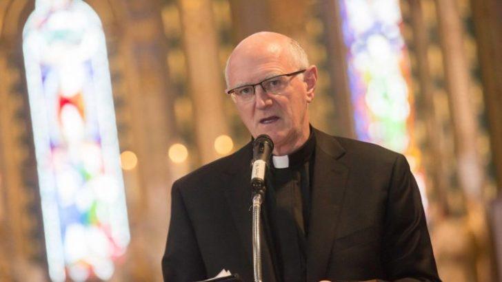 'Carry the weak' through coronavirus pandemic says Bishop Dermot Farrell