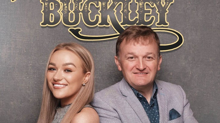 Jimmy Buckley on faith and how it helped him endure his road to fame