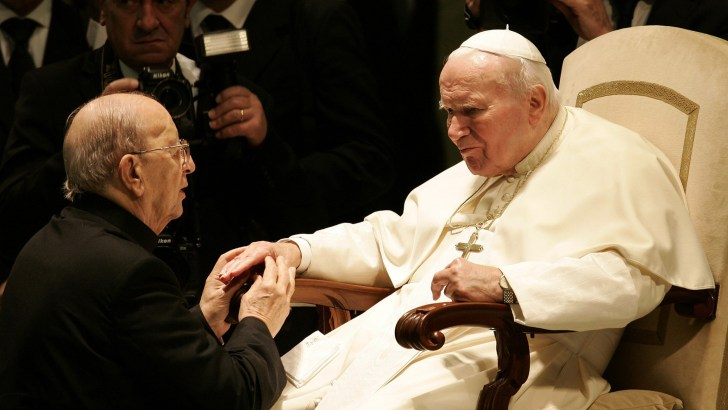 Probe found no evidence St John Paul covered up abuse