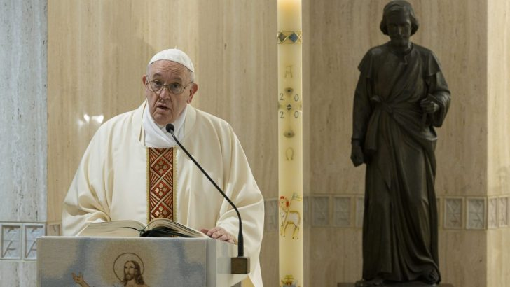 Vatican approval necessary for diocesan religious orders, Pope says