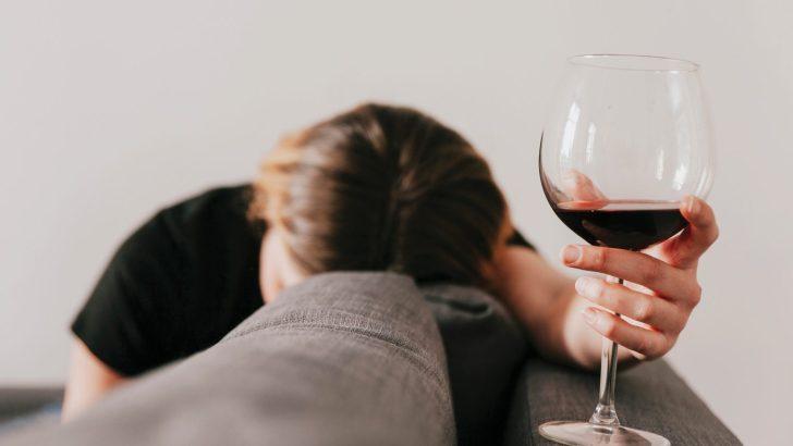 Alcohol risks under lockdown