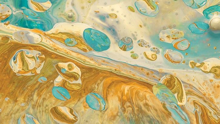 Mysteries and magic behind washing up liquid