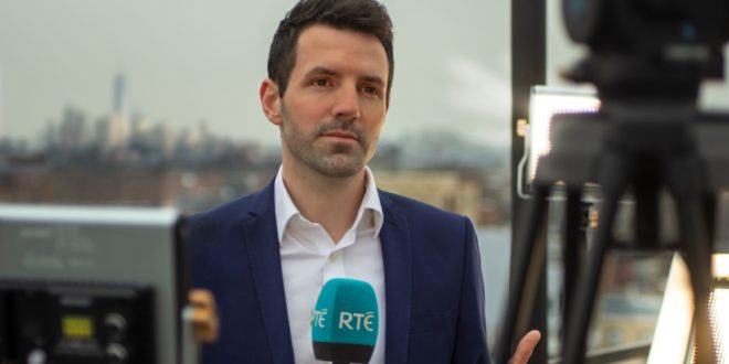 'Covering Church work abroad sealed my Faith', says Catholic reporter