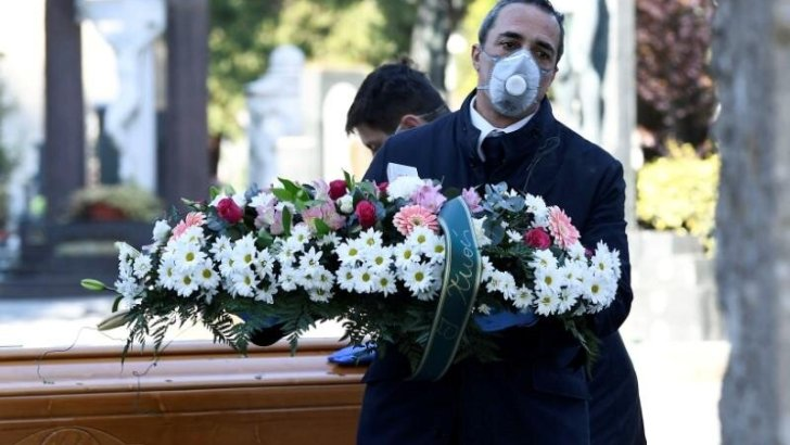 Covid-19 claims lives of over 200 priests in Italy since start of pandemic