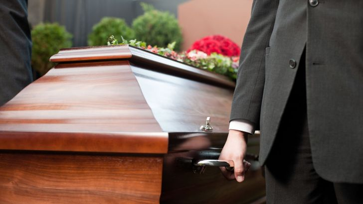 The loneliness of loss is magnified by the curtailment of funeral traditions
