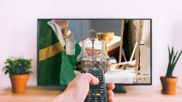Online Mass has been an eye-opening experience