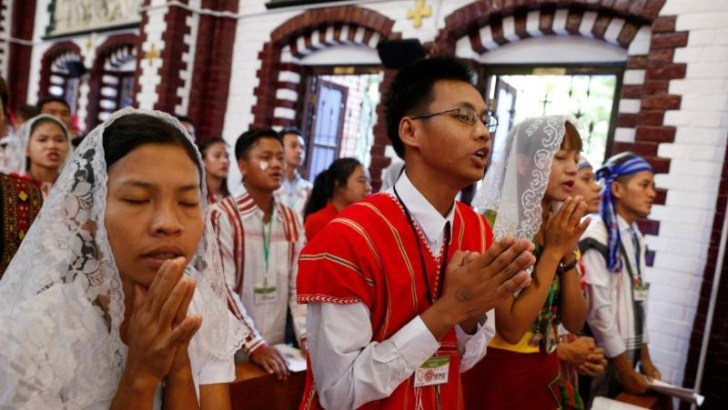 BLM movement inspires Myanmar anti-racism campaign