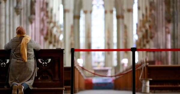 The post-pandemic Church can be an enriching place, even at a 'distance'