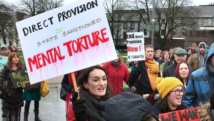 Concerns over allegation of sexual violence in Direct Provision centres