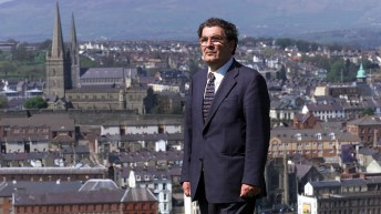The Good Friday Agreement was the fulfilment of John Hume's life work