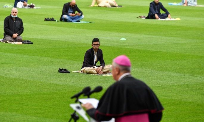 Anger over archbishop's attendance at Muslim ceremony 'misplaced'