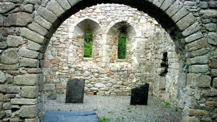 OPW disavows responsibility for ancient Irish church