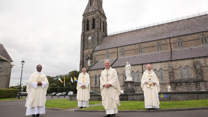 Don't stay on shoreline, 'cast into deep' says new bishop
