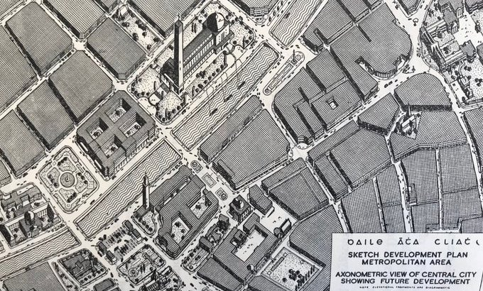 Another vision of Dublin's 'lost cathedral'