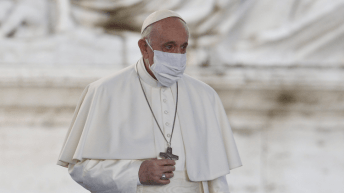 Pope Francis wants to support legal protection for gays while upholding marriage