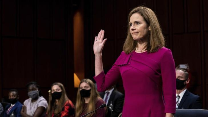 Amy Coney Barrett's exclusion from Supreme Court would be a real failure of liberalism