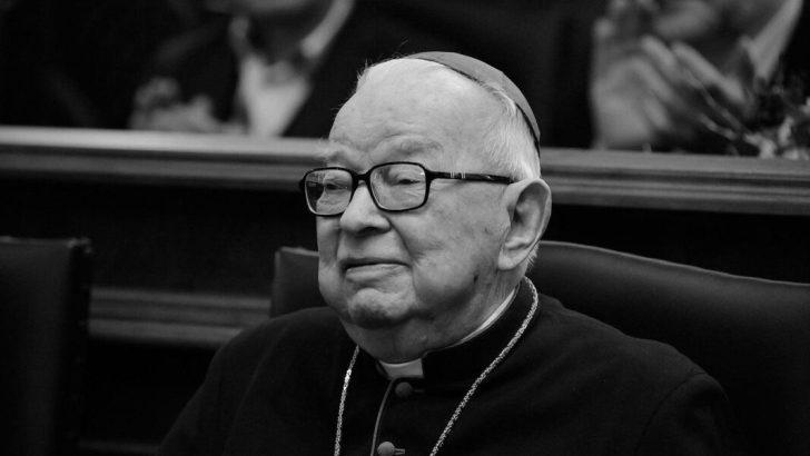 Cardinal Gulbinowicz dies ten days after Vatican sanctions