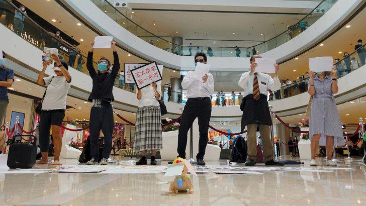 Should Hong Kong crackdowns count as 'anti-Christian persecution'?