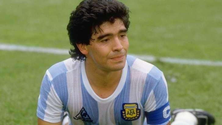 Bishop calls for prayer after football star Maradona dies