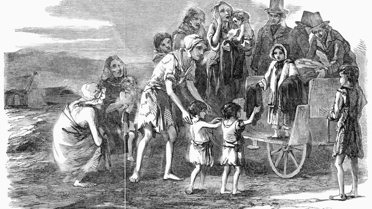 The Famine – are we all guilty?