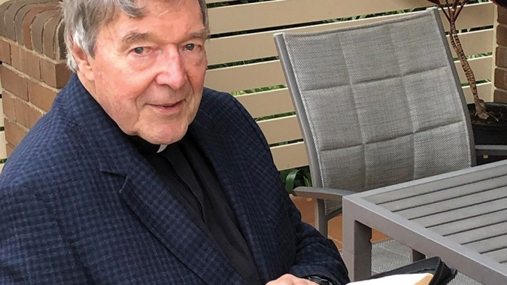 Cardinal Pell to the Irish youth: 'Step up to the plate'