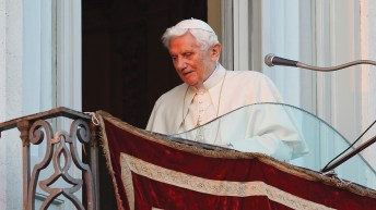 'Fanatical friends' are still angry with me says frail Benedict XVI