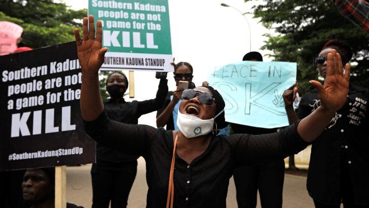Nigeria on the brink of civil war, nun says