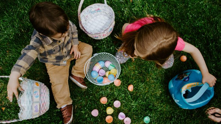 Easter activities to breathe new life into your family