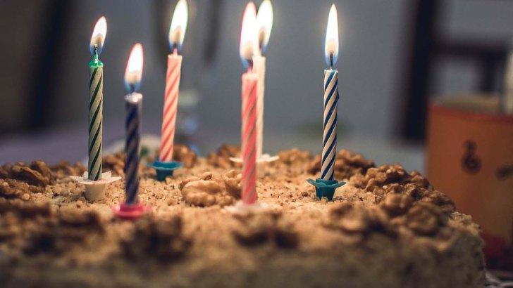 Birthdays bring us back to the beginning