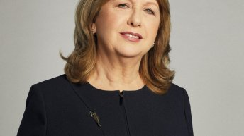 Mary McAleese aligning with Anabaptists and Jehovah's Witnesses?