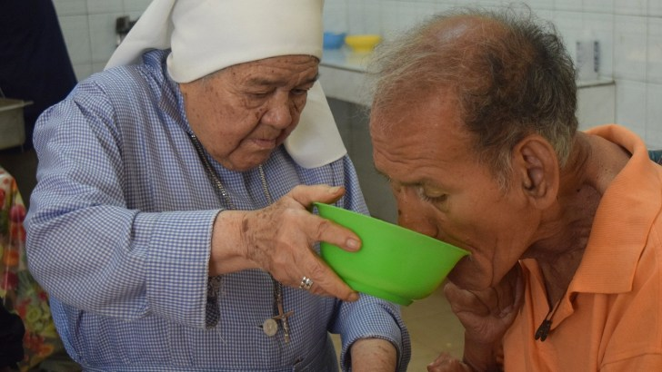 Kindness: Christian virtue or health advice?