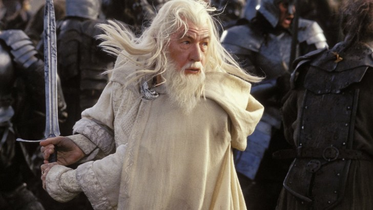 The Lord of the Rings – Grace, truth and a summer long-read