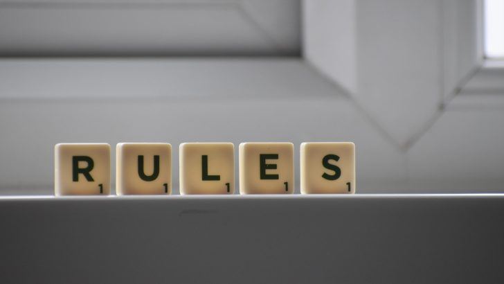On following moral rules