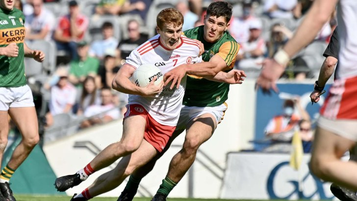 Belfast's St Mary's college proud of Tyrone team