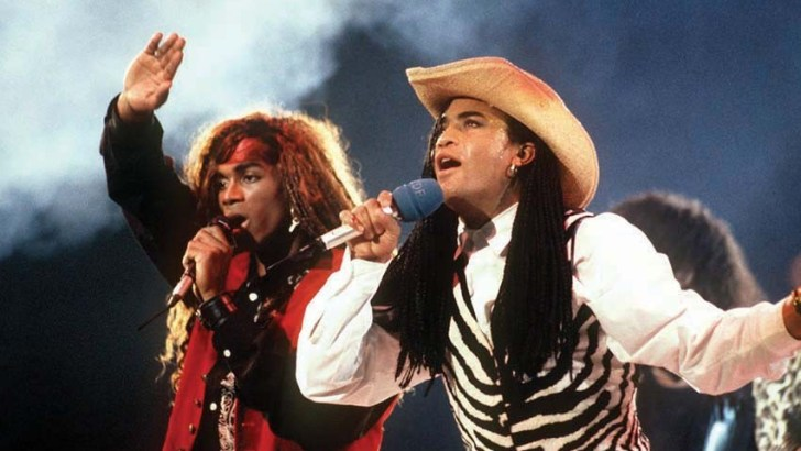 Milli Vanilli and religious lip synching